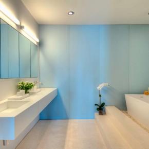 Отделка ванной – фото 799