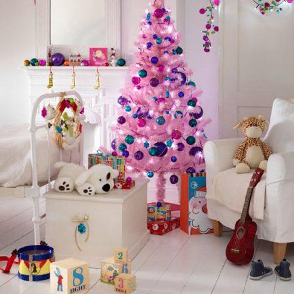 Украшение детской комнаты на Новый Год