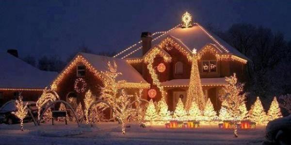 фото-украшаем дом к новому году (79)