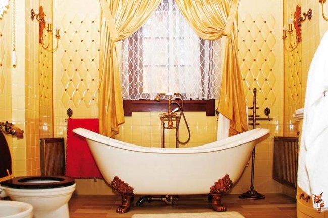 ванная во французском стиле фото 1