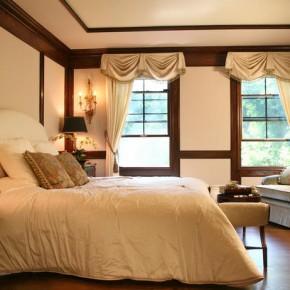 Спальня после ремонта – фото 779