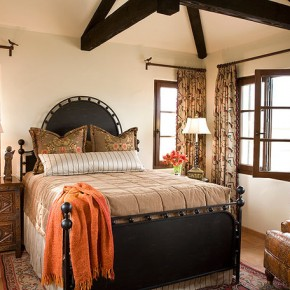 Спальня после ремонта – фото 780