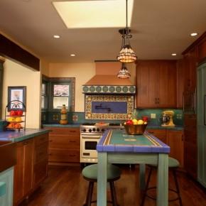 Дизайн проект кухни – фото 783
