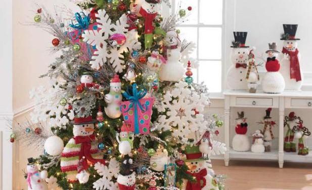 Как украсить елку (6)