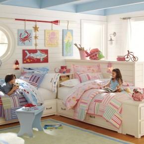 Детские комнаты – фото 848
