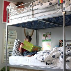 Детские комнаты — фото 847
