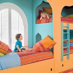 Детские комнаты – фото 846