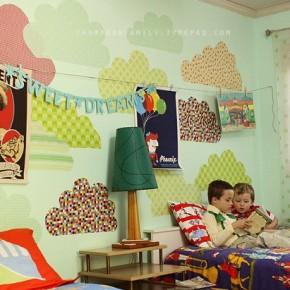 Детские комнаты – фото 849