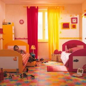 Ремонт детской комнаты — фото 852