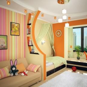 Ремонт детской комнаты – фото 853