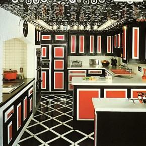 Кухня после ремонта – фото 876