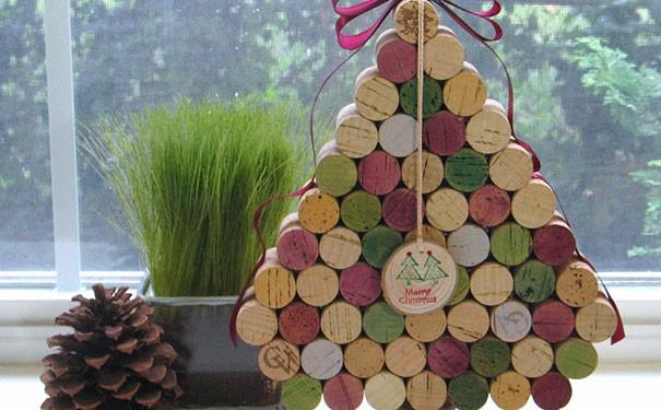 Необычные новогодние елки (20)