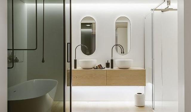 Ванная комната в современном стиле (10)