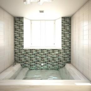 Ванная комната – фото 723