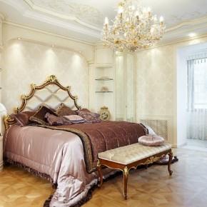 Дизайн спальни – фото 713