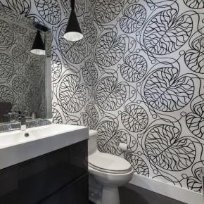 Ванные комнаты – фото 586
