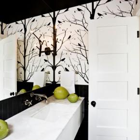 Ванные комнаты – фото 584
