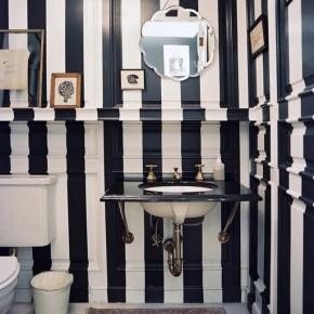 Ванные комнаты – фото 588