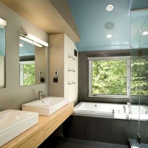 Отделка ванной – фото 628