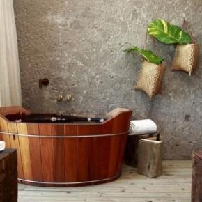 Оформление ванной – фото 574
