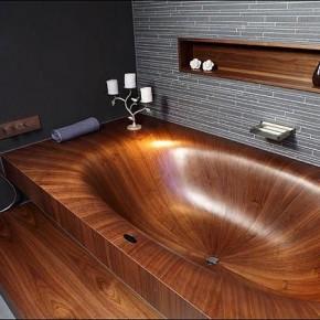 Оформление ванной – фото 576