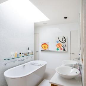 Ванная комната – фото 612