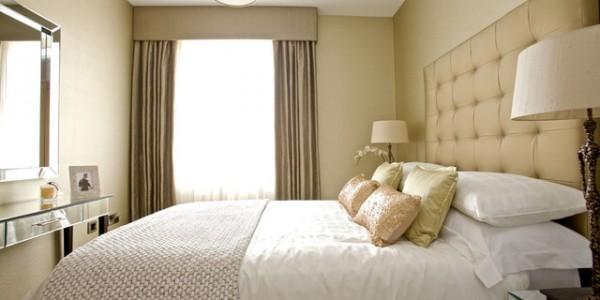 Дизайн маленькой спальни (2)