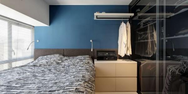 Дизайн маленькой спальни (5)