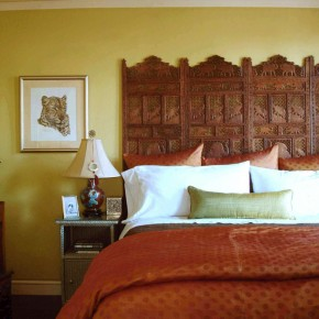 Отделка спальни – фото 473
