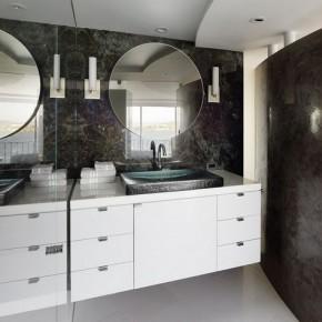 Дизайн проект ванной – фото 509