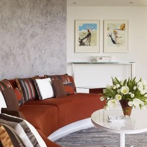 Дизайн гостиной – фото 505