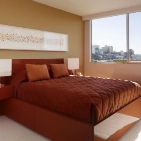Дизайн проект спальни – фото 508