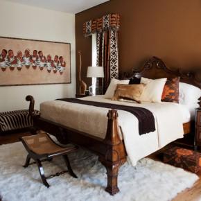Спальня – фото 502
