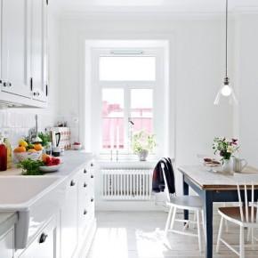 Кухня после ремонта – фото 597