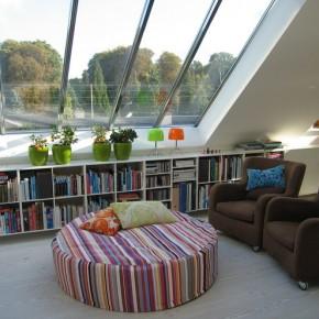 Дизайн гостиной — фото 594