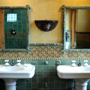 Ванная после ремонта – фото 621