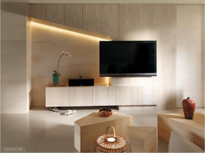 Интерьер гостиной комнаты в восточном стиле