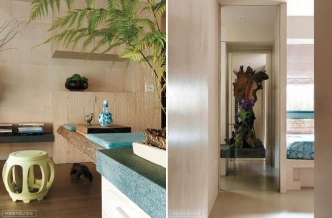 Фото интерьера квартиры в восточном стиле
