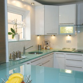 Дизайн кухни – фото 697