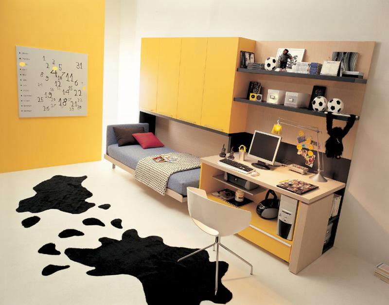 откидные встроенные кровати