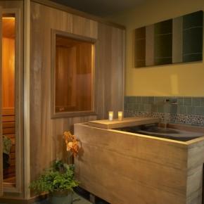 Ванная комната – фото 725