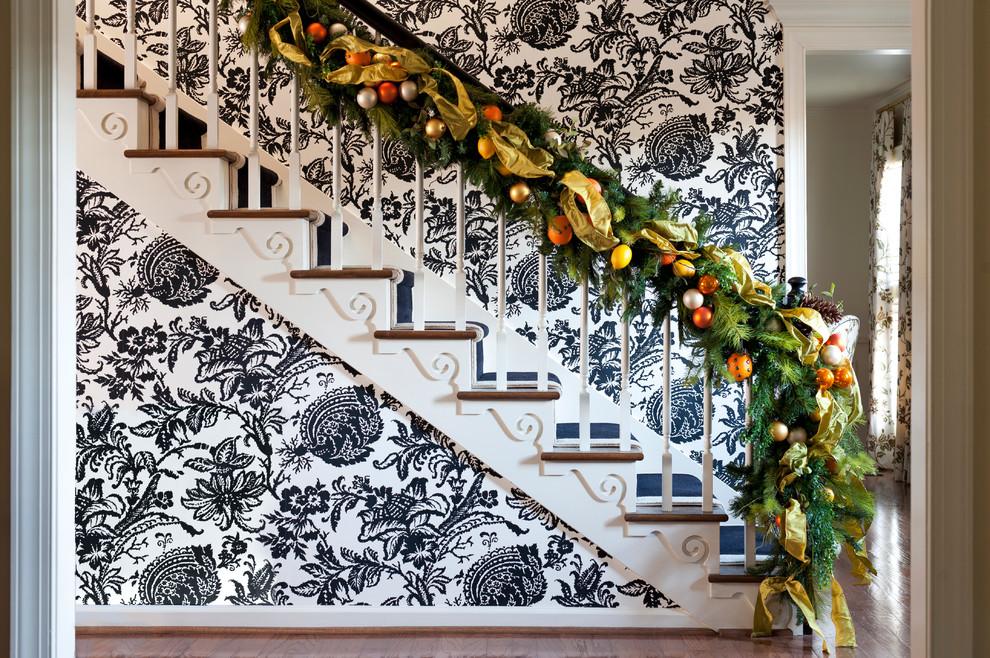 Новогодний декор интерьера - украшение дома