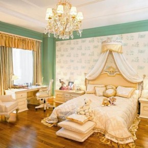 Спальня после ремонта – фото 717