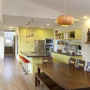 Оформление кухни — фото 734