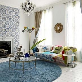 Дизайн проект гостиной – фото 653