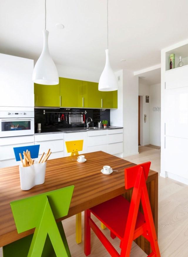 перепланировка двухкомнатной квартиры - кухня