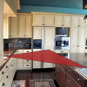 Планировка кухни – фото 643