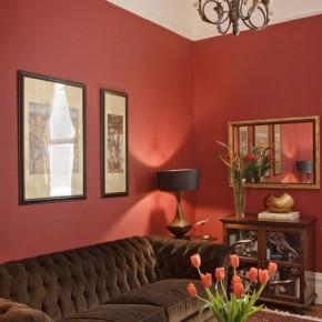 Дизайн проект гостиной – фото 678