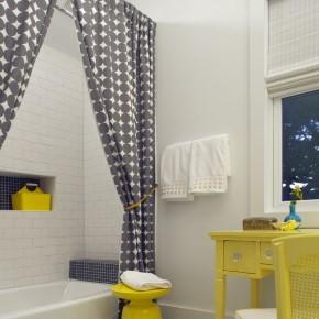 Дизайн проект ванной – фото 686