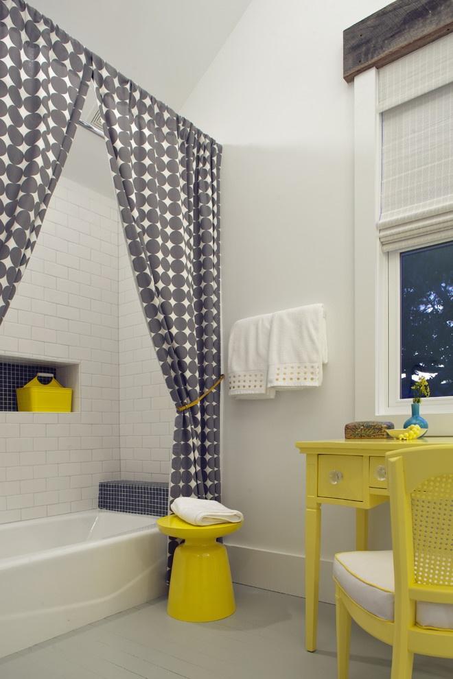 выбор цвета для ванной